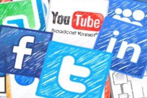 Quais as mídias sociais mais usadas no Brasil